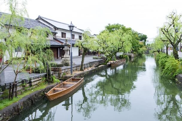 Aesthetic Area of Kurashiki
