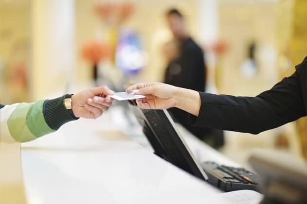 гостиничный чек
