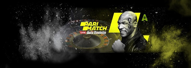 онлайн казино на сайте Parimatch casino