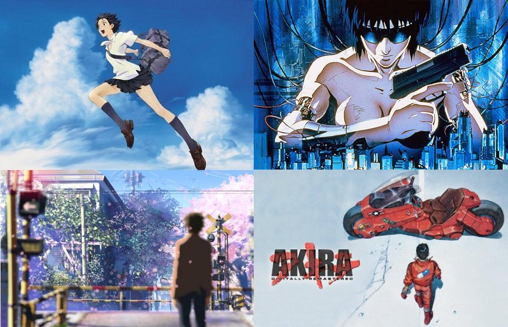 Лучшие полнометражные аниме по версии сайта Взгляд изнутри
