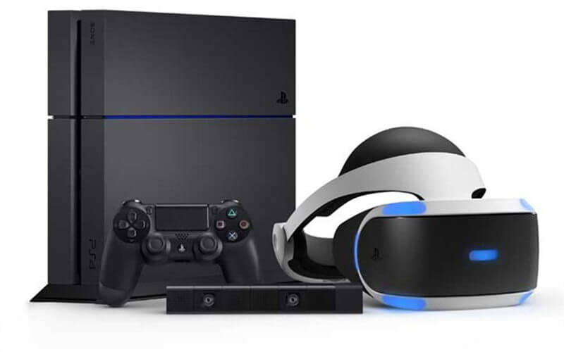 PlayStation VR PS4 Pro