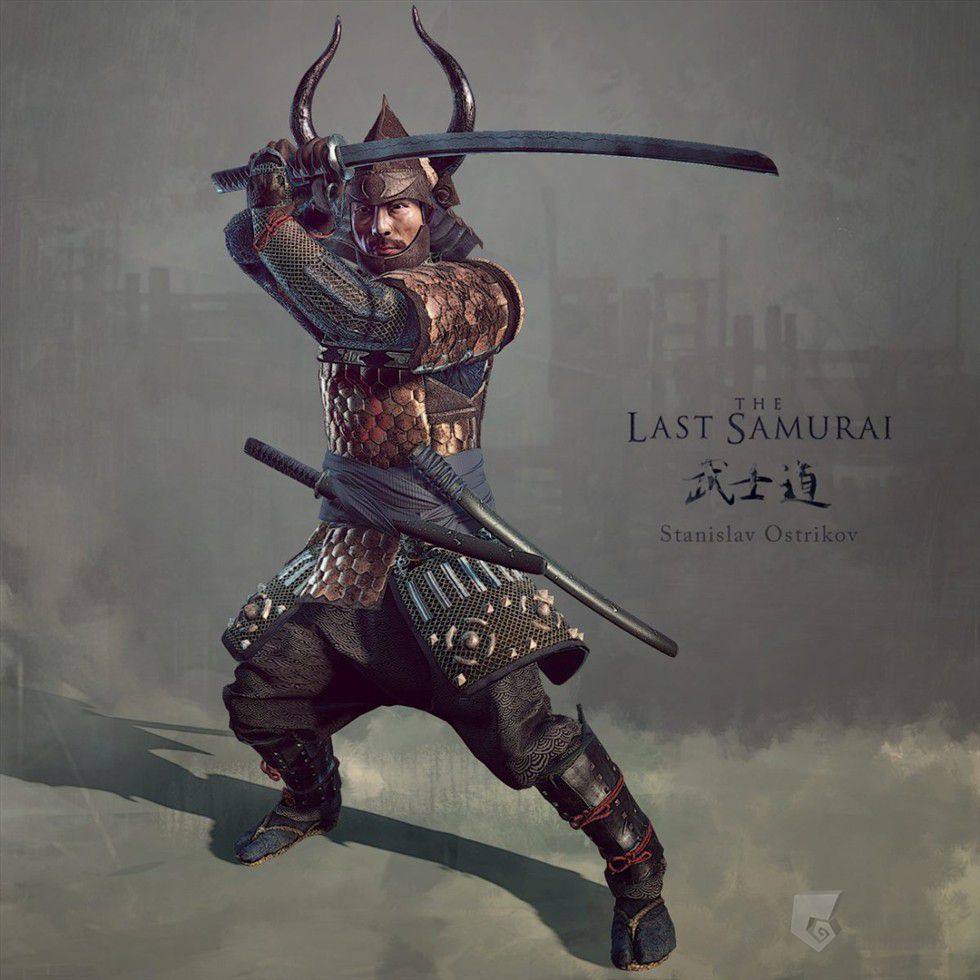 Последний самураи хироюки санада - e33b