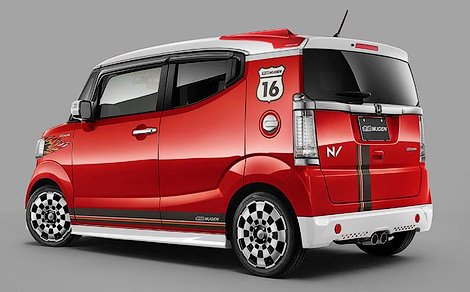 Mugen Honda N-BOX Slash