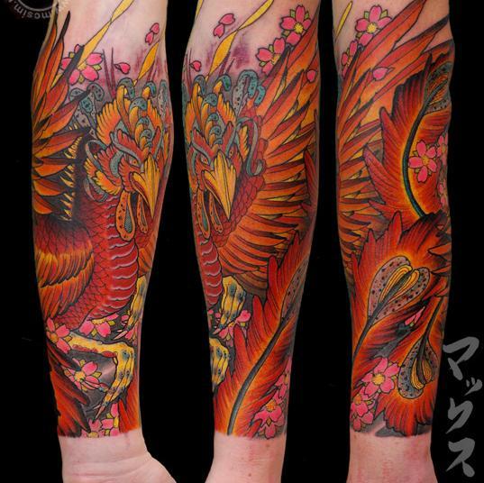 Для чего татуировка дракона 137