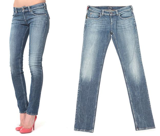 Новая коллекция джинсов