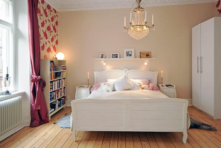 Уютная спальня фото