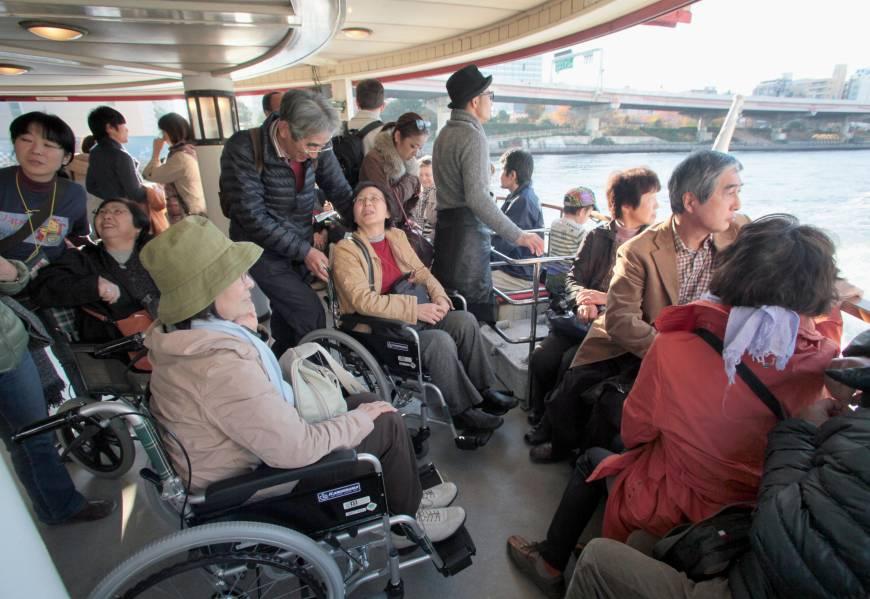 япония инвалиды