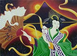 богиня Аматерасу