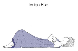Манга Indigo Blue