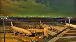 японский аэропорт