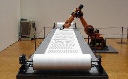 Робот, обучающий каллиграфии