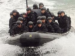 морские пехотинцы япония