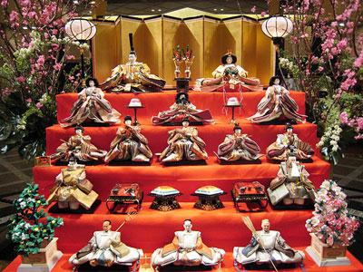 праздник девочек в Японии