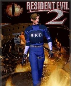 игра Resident Evil 2